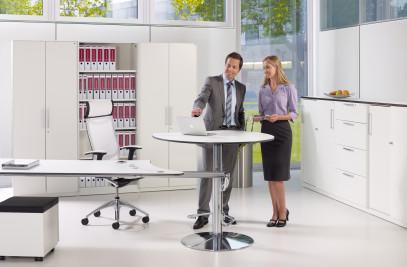 Workflow Sit/Stand desks