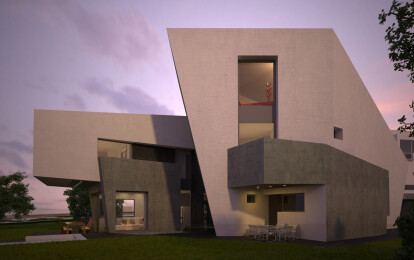 David Moreno Architect