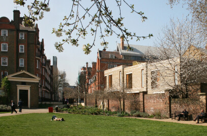 Wakefield Street Townhouses