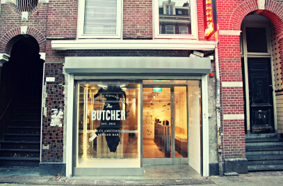 THE BUTCHER Burger Bar