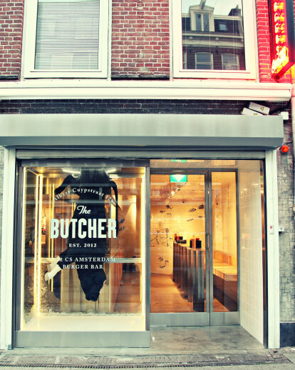 THE BUTCHER Burger Bar