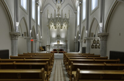 The Carmelite Chapel of Montreal