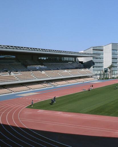 Sports Stadium in Jerez