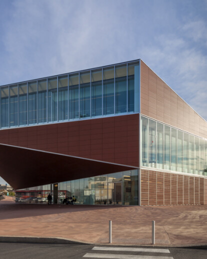 Colboc Franzen & Associés Media library of Montauban