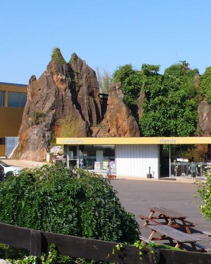 THE GORILA´S HOUSE