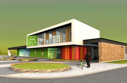 Municipal kindergarten, Gliwice