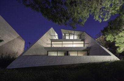 Residence in Kallitechnoupolis