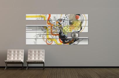 Shelfing + Display system