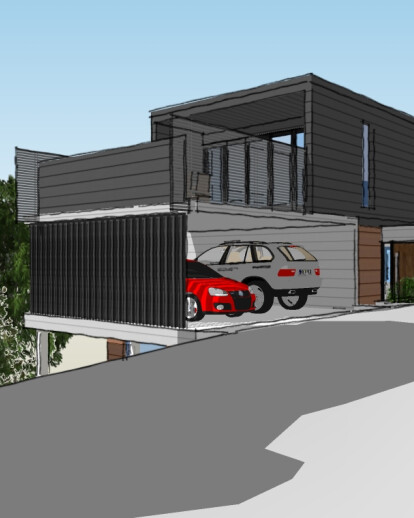Proposed New Home