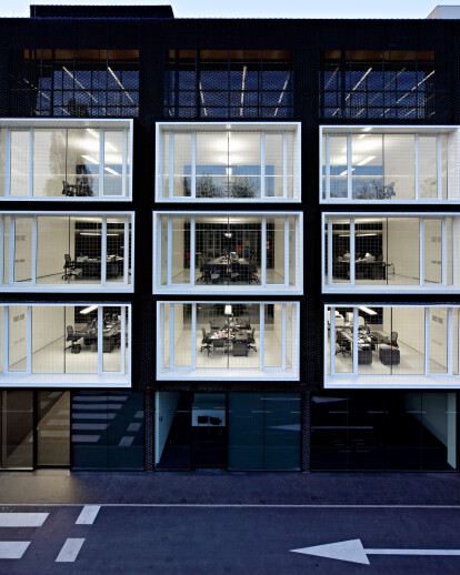 Spectator Group's Headquarters Office Building