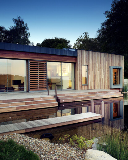 New Forest, Low Energy House