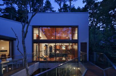 Residence in Daisen