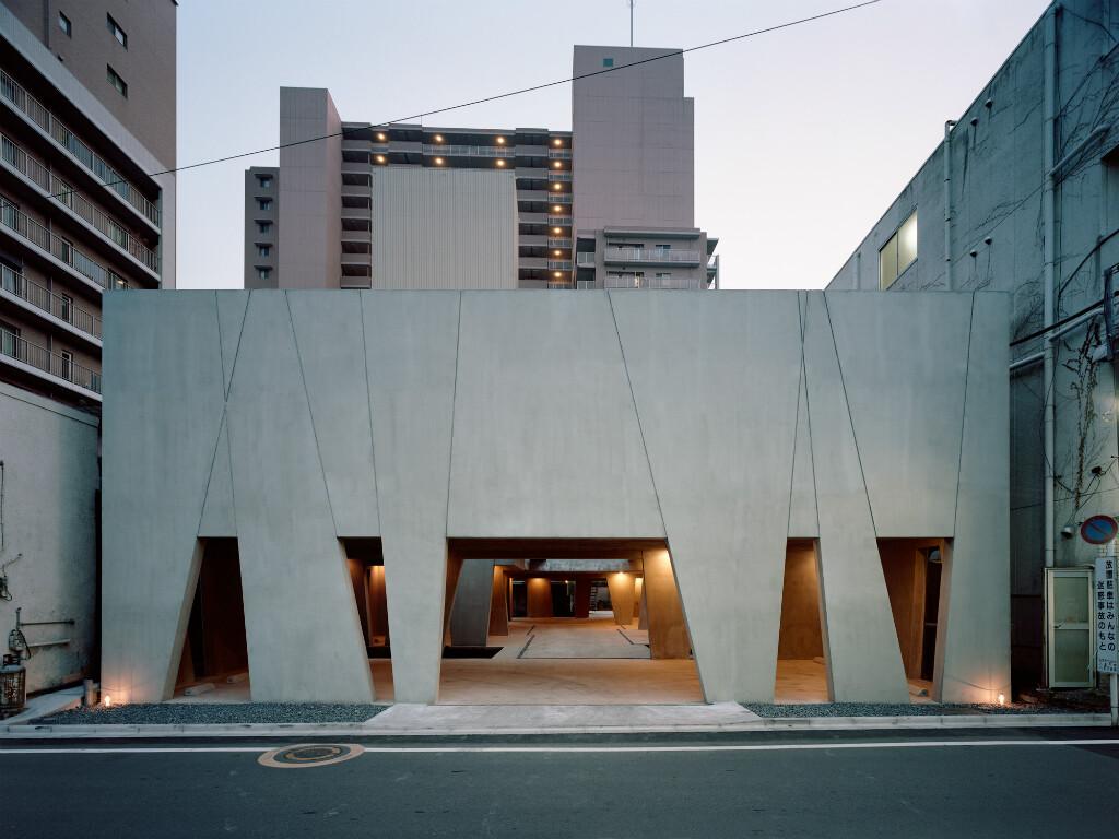 Hachioji Tree house