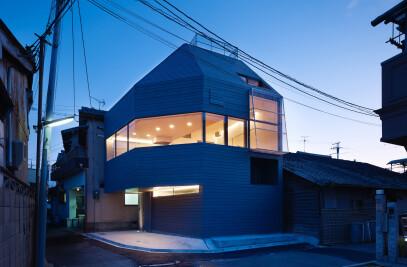 House at Kawachi-Matsubara