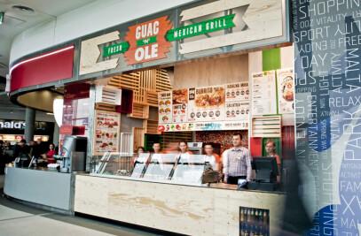 Restauracja Meksykańska Guac'n'Ole