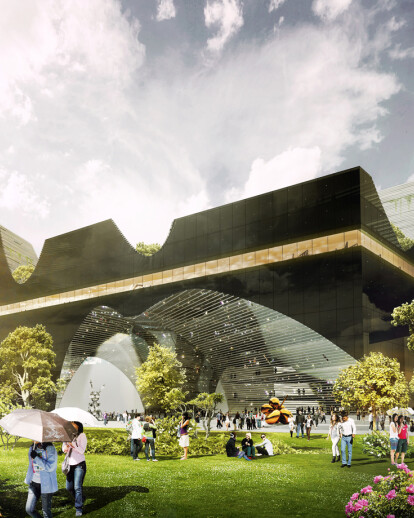 TAI - Taichung City Cultural Center