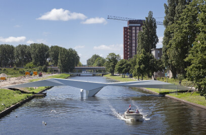 Erasmusgracht bridge