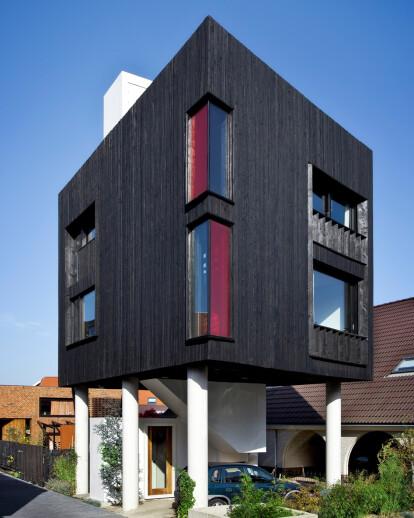 .KLM Vrijstaande Woning in Enschede