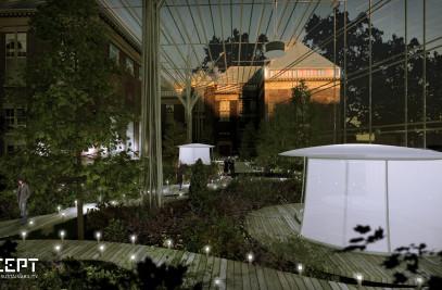 BKCity Slim Atrium