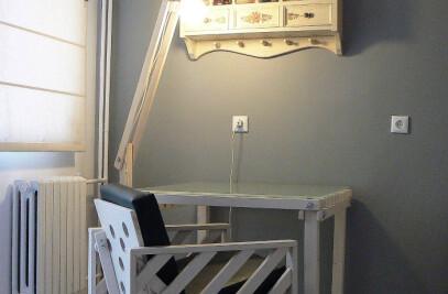 Kitchen in Grey