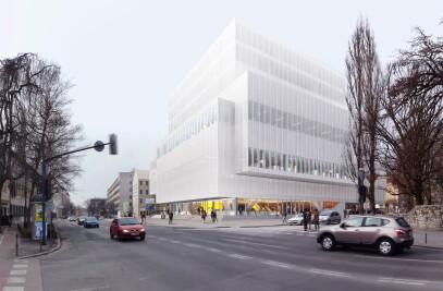 NUK II Lublijana Library