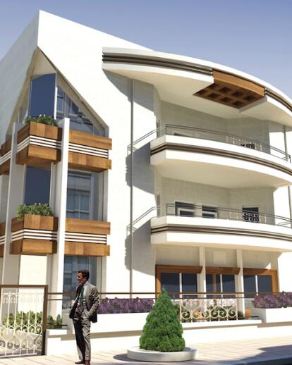 Man Family villa