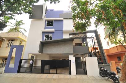Chandrashekar's Bungalow Designs - Beautiful Homes Bangalore by Ashwin Architects