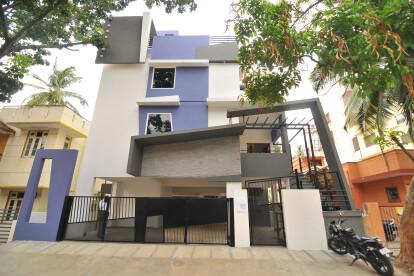 Bungalow Designs Bangalore