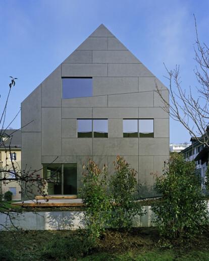 Duplex house in Küsnacht
