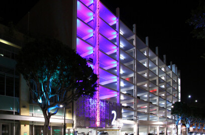 Santa Monica Municipal Parking Garage