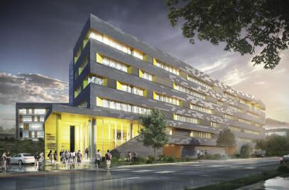 10 DESIGN | The Fujian Professional Photonic Technical College, Xiamen, China
