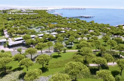 Faleron Bay Park