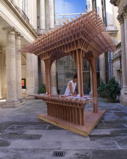 Montpellier Pavilion