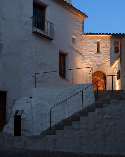 Forn de la Vila de Llíria. Restoration and Musealization.