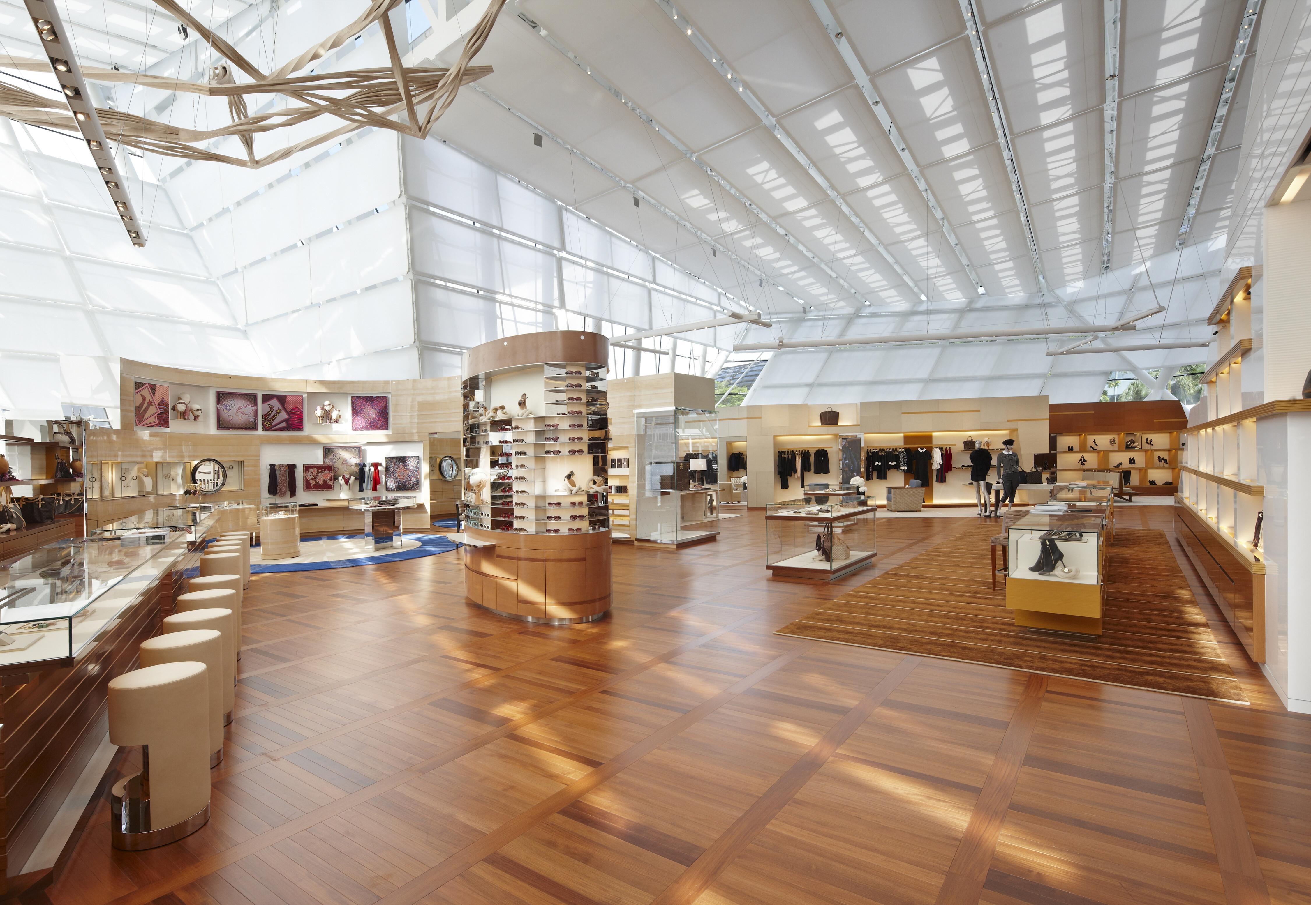 Louis Vuitton Flagship Store