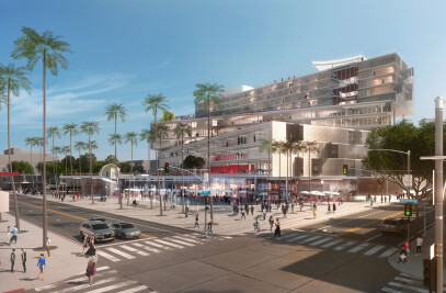 City Staff select OMA New York, led by Shohei Shigematsu, for major design competition in Santa Monica
