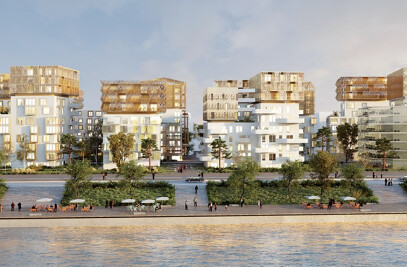 Clichy Waterfront