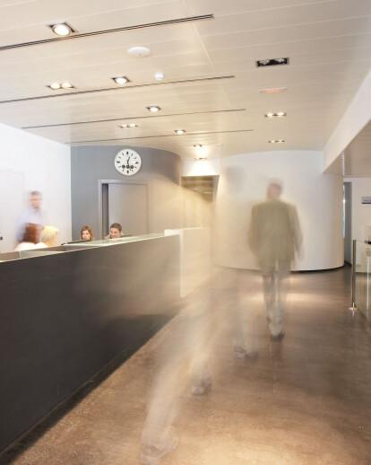 Espai Wellness center – new building