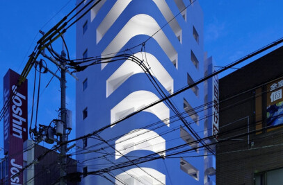 Step tower