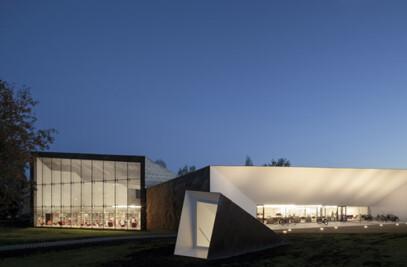 City Library in Seinäjoki