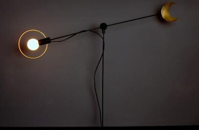 Sun+ Moon Table lamp