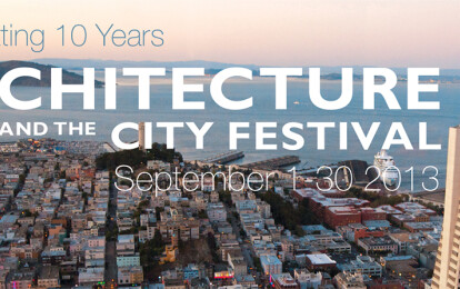Architecture and the City Festival