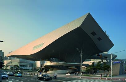Busan Cinema Center / Busan International Film Festival
