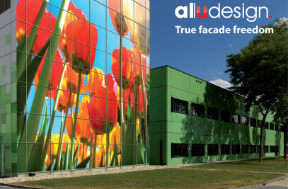AluDesign - True facade freedom