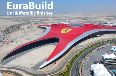 EuraBuild - Uni and Metallic Finishes