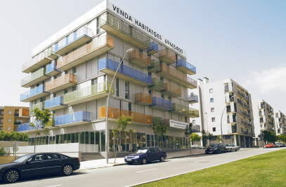 Residential complex – new building