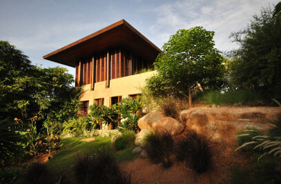 Ingadi  - Private Retreat in the South-Indian Countryside