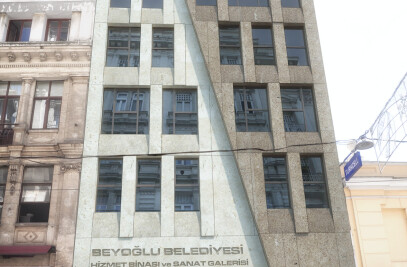 Municipality of Beyoglu Offices & Art Gallery