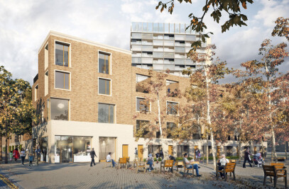 Regenerating Camden's Agar Grove Estate