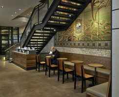 Starbucks Flagship Store in Chicago, Ill.